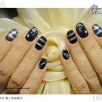 ♥ 光療指甲作品-11月份作品分享