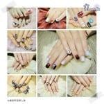 ♥ 名牌光療指甲Chanel、LV、Crystal Ball狗頭,今天你要選哪個?