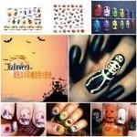 ♥ 恐怖喔!Halloween萬聖節美甲彩繪