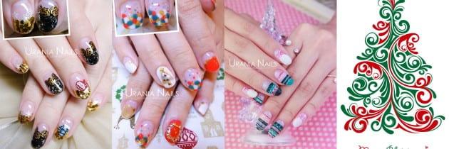 ♥ 聖誕4大光療指南!凝膠指甲也要歡樂過耶誕
