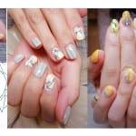 ♥ 可口的指甲!夏季繽紛水果凝膠指甲
