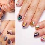♥ 千變萬化的短甲Style!超人氣光療短指甲介紹